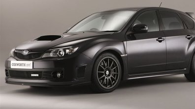 Subaru Impreza STi CS 400 par Cosworth : explosive !