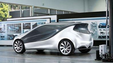 Mondial de l'Auto 2008 : Le concept Mazda Kiyora