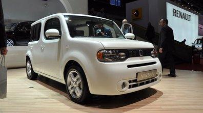 Salon de Genève 2009 : Nissan Cube