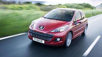 Peugeot 207 restylée : remise en forme
