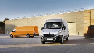 Un nouveau diesel pour le Renault Master