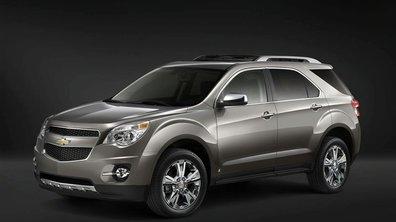Salon de Détroit : Chevrolet Equinox