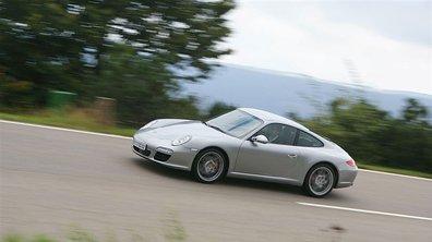 Une Porsche 911 à 6,7 l/100 km !