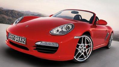 Nouvelles Porsche Boxster et Cayman: Puissance et raison !