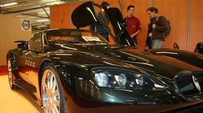 Salon du Cabriolet 2009 : Gillet Vertigo 5