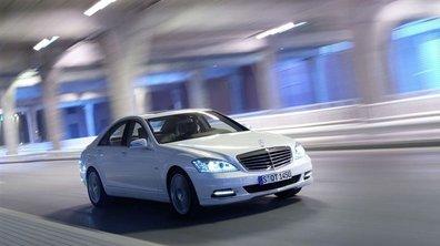 Mercedes Classe S : restylage et technologies