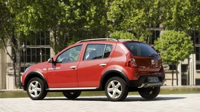 Dacia Sandero Stepway : le prix annoncé