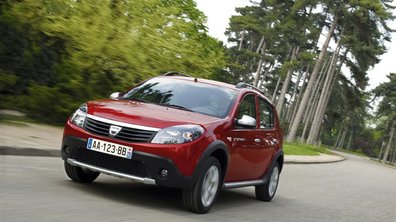 Une Dacia Sandero Stepway bientôt en France