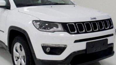 Scoop : le futur Jeep Compass 2017 en fuite en Chine