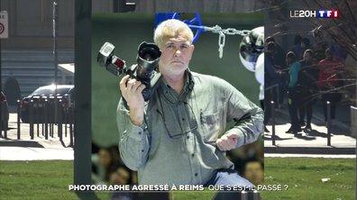 Photo-journaliste agressé à Reims : que s'est-il passé ?