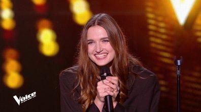 """The Voice 2020 - Pia, """"une artiste magnifique"""" qui séduit les 4 coachs"""
