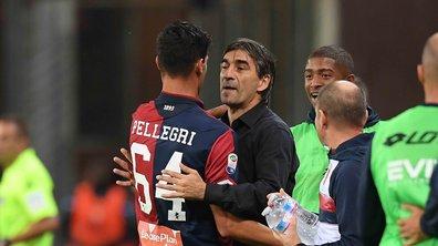 Serie A - Genoa : A 16 ans, Pietro Pellegri bat tous les records de précocité