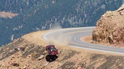 Vidéo : impressionnante sortie à Pikes Peak