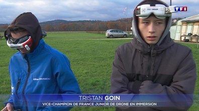 Pilotage de drone : à la rencontre de Killian Rousseau et Tristan Goin