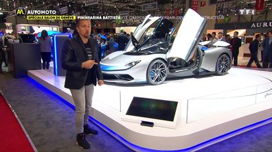 Salon de Genève - Pininfarina Battista: Le carrossier de Ferrari devient constructeur