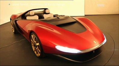 Grand Format : Pininfarina, design et prestige