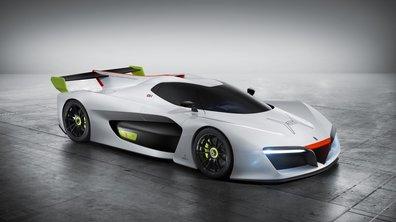 Une future supercar électrique chez Pininfarina