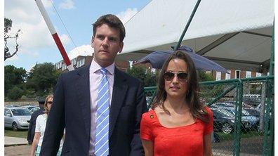 Pippa Middleton bel et bien en couple avec Alex Loudon ?