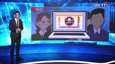 Piratage de données informatiques : le vrai du faux
