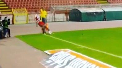 Vidéo insolite : Le pire corner de l'histoire du football