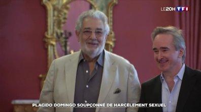 Plácido Domingo soupçonné de harcèlement sexuel
