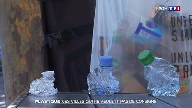 Plastique : ces villes qui ne veulent pas de consigne
