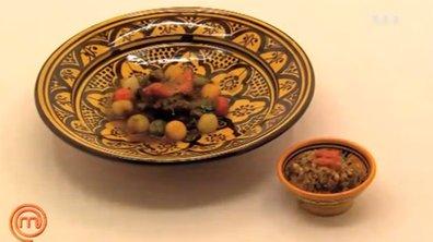 MasterChef au coeur de la cuisine marocaine