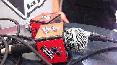 The voice : la plus belle voix - en tournage pour TF1 !