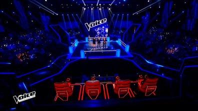 The Voice 4 : Le résumé en chiffres des battles du 7 mars 2015