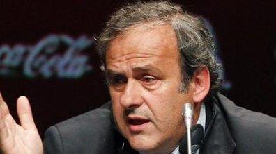 """Platini : """"C'était très compliqué"""""""