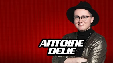 The Voice 2020 - Les prestations d'Antoine Delie