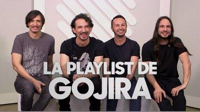 La playlist de Gojira