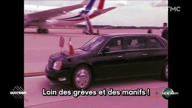 """La playlist """"grève"""" de Macron (Eric et Quentin)"""