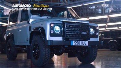 Plein Phare : Land Rover Defender, un 4x4 de légende