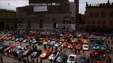 Plein Phare : Les 50 ans de Lamborghini