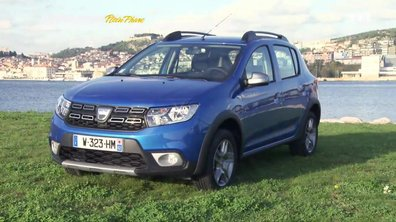 Plein Phare : Essai de la Dacia Sandero restylée 2017