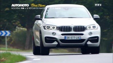 Plein Phare : Nouveau X6 2014, le SUV de luxe de BMW