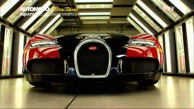 Plein Phare : Bugatti, une marque de rêve