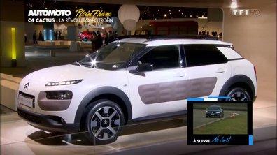 Plein Phare : Le Citroën C4 Cactus 2014