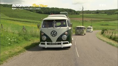 Plein Phare : Tous fans du Combi Volkswagen !