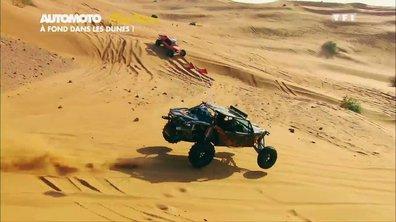 Plein Phare : Le désert en 4x4, un sport national aux émirats