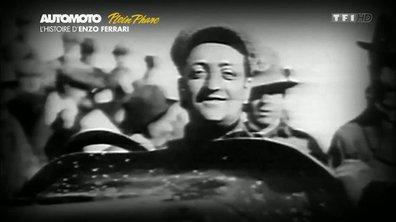 "Plein Phare : Enzo Ferrari, le ""Commendatore"""