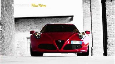 Plein Phare : Alfa Romeo 4C, le retour au sport !