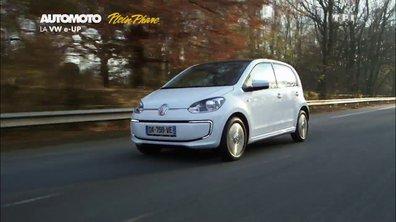 Plein Phare : Volkswagen e-up!, une petite citadine voltée