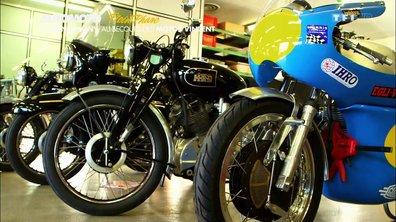 Plein Phare : Les motos Vincent de Florent Pagny