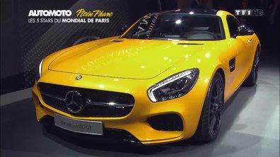 Plein Phare : Mondial de l'Automobile 2014, les 5 nouveautés les plus attendues