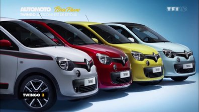Plein Phare : la nouvelle Renault Twingo 2014