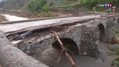 Pluies torrentielles à Anduze : le bilan des dégâts et des interventions