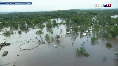 Pluies torrentielles et crues dans le Sud-Est : des habitants pris par surprise
