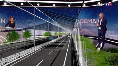 Plus sûres, plus écologiques... Découvrez, en 3D, les autoroutes de demain